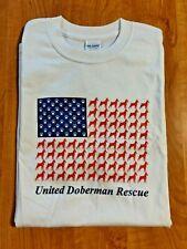 Flag of Dobermans,T-Shirt