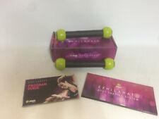 Zumba Exhilarate 4 Dvd sticks book box set - Nice
