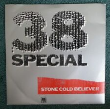 "38 Special ""Stone Cold Believer"" 1979 Original 7"" vinyl single in PS AMS 7535"