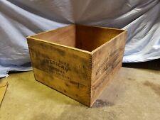 Vintage American Cyanamid Explosives Dynamite Box Crate 30 Rock New York