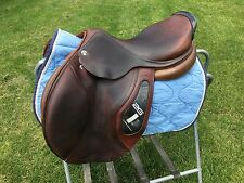 "Used CWD 17"" 2G eventing and jumping saddle"