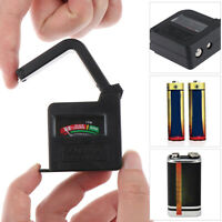 Battery Tester Battery Capacity Checker For AA AAA 9V 1.5V Button Cell Batte YK