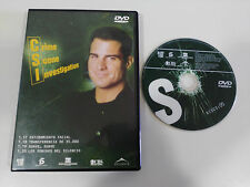 CSI LAS VEGAS TEMPORADA 1 CAPITULOS 17-20 DVD CASTELLANO ENGLISH MULTIZONA