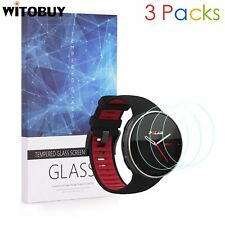 For Polar Vantage V Titan/Pro 9H Hardness Tempered Glass Screen Protector 3 Pack