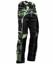 Green Motorcycle Trousers