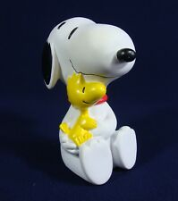 SNOOPY & WOODSTOCK PEANUTS GANG CHARLIE BROWN APPLAUSE COIN (PIGGY) BANK