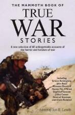The Mammoth Book of True War Stories by Little, Brown Book Group (Paperback, 200