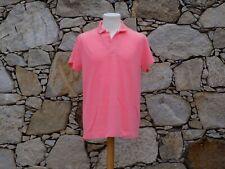 ORLEBAR BROWN.  Short Sleeve Pique Shirt.  100% Cotton.  BNWOT.  Size: Medium.