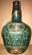 Royal Salute, 21 Years Old, Scotch Whisky Bottle GREEN 750 ml (Empty) Chivas Bro