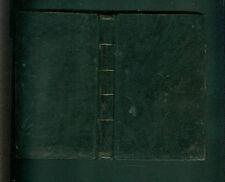 Vecchia preghiera libro nothwendigste preghiere di un cattolica cristiani M. uccelli 1824