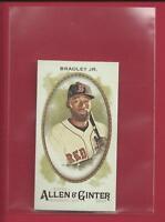 Jackie Bradley Jr 2017 Topps Allen & Ginter MINI Card # 170 Boston Red Sox MLB