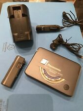 Panasonic Walkman Cassette Player RQ SX55-Full Metal Body - 100% Working