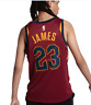 NIKE NBA CLEVELAND CAVALIERS LEBRON JAMES SWINGMAN JERSEY 864467-677 AUTHENTIC