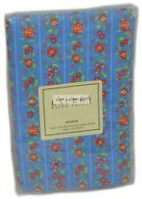 RALPH LAUREN Studio French Country Blue Floral STANDARD PILLOWCASES NEW COTTON