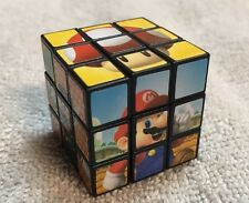 Nintendo Super Mario Magic Cube Puzzle Twist Game Brain Teaser Rotation - Mini