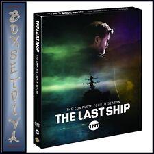 THE LAST SHIP SEASON 4 - COMPLETE FOURTH SEASON  **BRAND NEW DVD