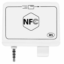 MobileMate Card Reader Magnetic + NFC Reader Writer for smart phone Android iOS