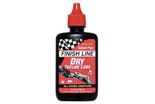 Finish Line seco Teflón lubricante 59ml apretar botella