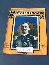 Pays de France 1915 34 NIEUPORT DIXMUDE CARENCY CUIRY HOUSSE NOTRE DAME DE LORET