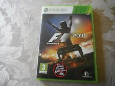 xbox 360 f1 2010 game