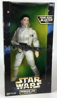 "Star Wars Princess Leia In Hoth Gear Outfit 12"" Figure, Kenner, Mint Sealed"