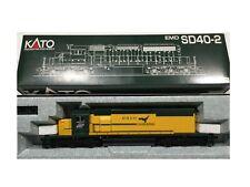 Kato 37-2703 H0 EMD SD40-2 Chicago & North Western #6910