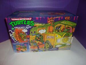 TMNT Original Party Wagon Playmates 2021 Teenage Mutant Ninja Turtles IN HAND !