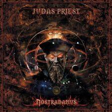 Nostradamus - 2 DISC SET - Judas Priest (2008, CD NUOVO) 886973155929