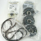 Whirlpool drier parts, Kenmore etc. Support rollers, Idler pulley and drive belt photo