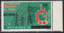 Benin MNH RARE Overprint Sc  1400 Value $ 20,oo US