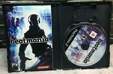 beatmania (Sony PlayStation 2, 2006) Beatmania Used Tested Works Game