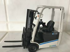 UniCarriers 18  3-wheeler forklift fork lift truck  model