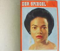 Magazin Der Spiegel 1955 Nr.5 Vom Baumwollfeld zum Broadway Eartha Kitt B11446