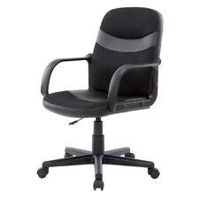 Niceday Puula swivel Operator office business home computer chair Black