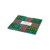 "Robert Kaufman, Aviva Batiks, 10"" Fabric Squares, TEN-772-42, B13"