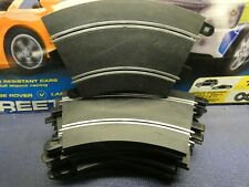 MARCH MADNESS CLEARANCE SCALEXTRIC SPORT TRACK JOB LOT OF 10 RADIUS 2 CURVES