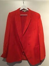 ORIG Nuovo STELLA McCARTNEY Blazer Jacket d38 ITAL 44 Orange 679,00 euro IRO