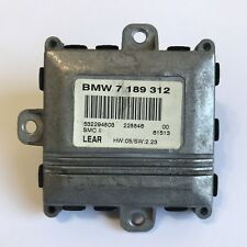 OEM LEAR BMW 3 5 7 Series  ALC Headlight Leveling Control Unit 7189312