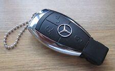Mercedes Benz Car Key 32GB USB 2.0 Flash Drive Memory Stick Gift
