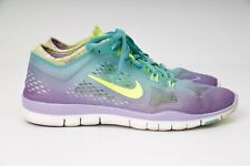 Nike Women's Free 5.0 TR Fit 4 Running training shoes Sz 7.5 Purple 629832-301