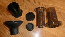 AeroPress Coffee Espresso Maker portable travel coffee press CLEAN no filters