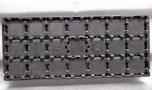 20 PIECES 500212706 INTEL CPU TRAY HOLDER 37.5mm x 37.5mm