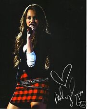 MILEY CYRUS AUTOGRAPH SIGNED PP PHOTO POSTER 2