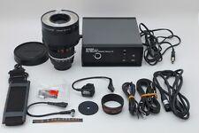 【MINT+++ Unit Ultra set】Nikon Medical Nikkor 120mm F4 AC DC Unit From Japan 516