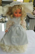 "ORIGINAL-ITALY DOLL-18"" FURGA CANETTO WITH BOX READ DESCRIPTION!!!!"
