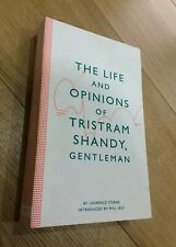 Laurence Sterne TRISTRAM SHANDY Visual Editions 2010 paperback