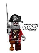 LEGO MINIFIGURA  SERIE 14  `` ZOMBIE PIRATE ´´  REF 71010  NUEVO A ESTRENAR.