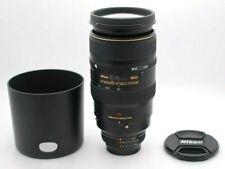 NIKON AF VR-NIKKOR 80-400mm F/4.5-5.6 D ED (MINT)
