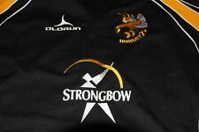 Olorun Hornets7 Rugby Shirt Strongbow Cider New 2XL