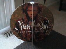 "JIMI HENDRIX ""THE ULTIMATE EXPERIENCE"" MOBILE PROMO 4 SIDES RARE"